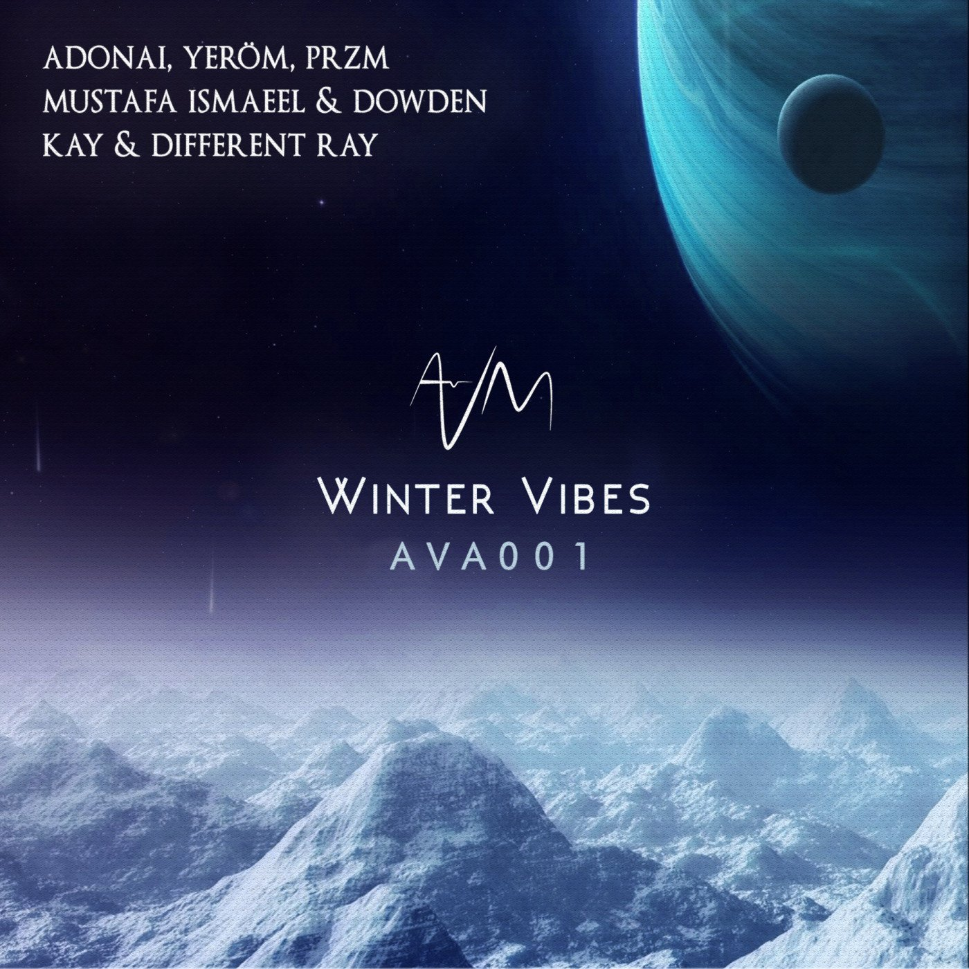 AVA001 - Winter Vibes VA
