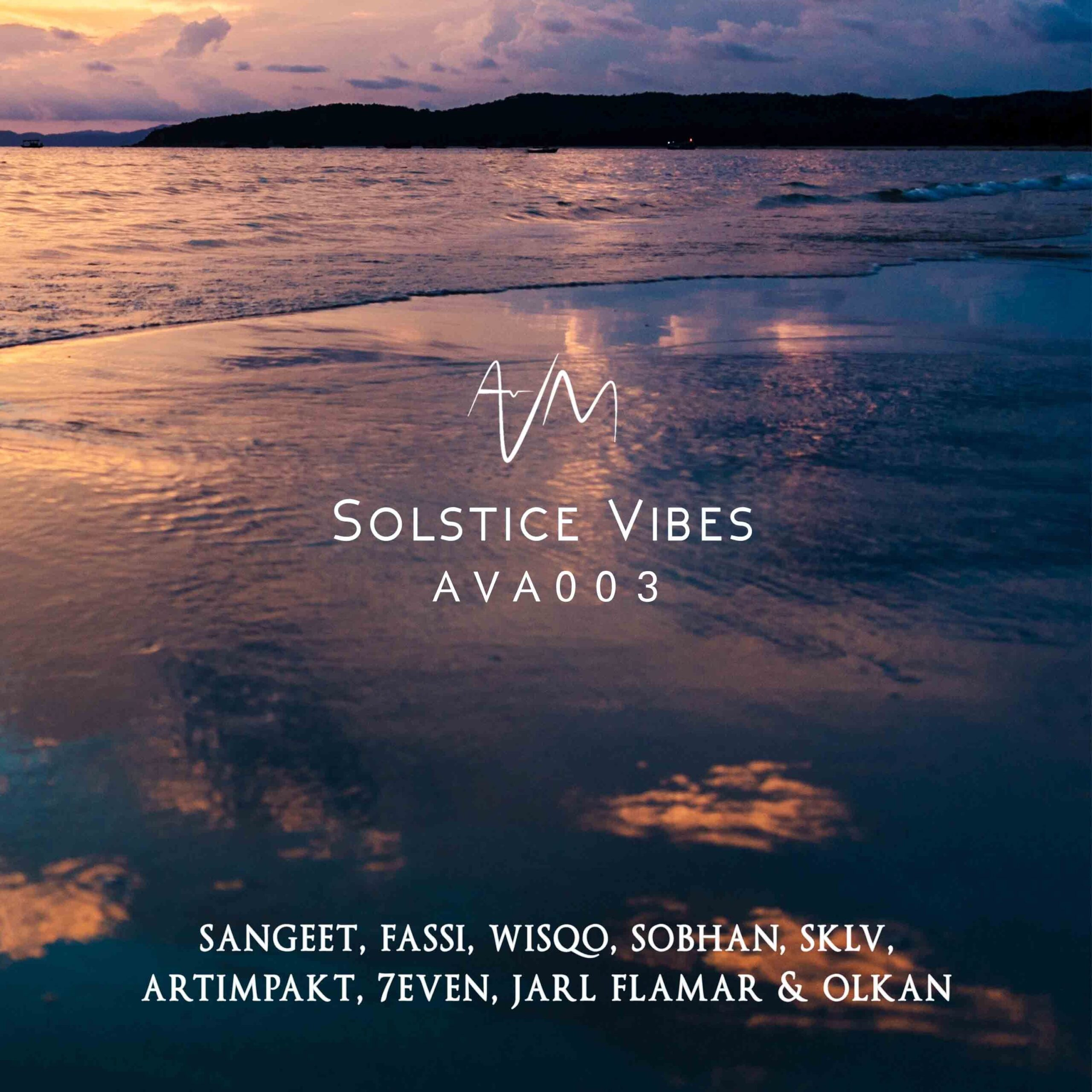 AVA003 – Solstice Vibes