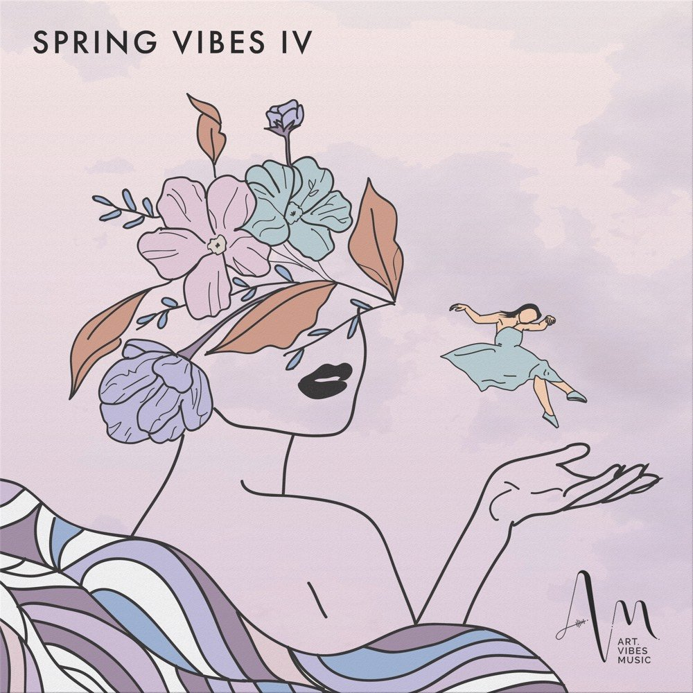 Spring vibes IV Cover